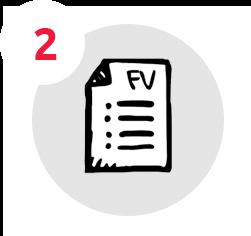Dołącz fakturę którą chcesz sprzedać aby skorzystać z faktoringu dla nowych firm