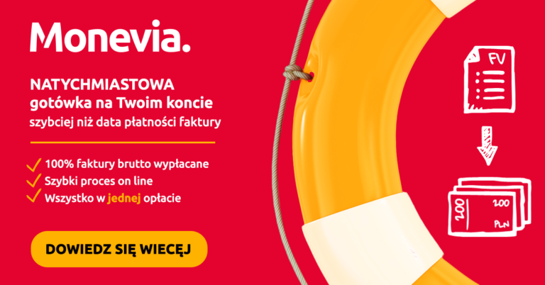 faktoring online w Monevii - Skorzystaj już teraz!
