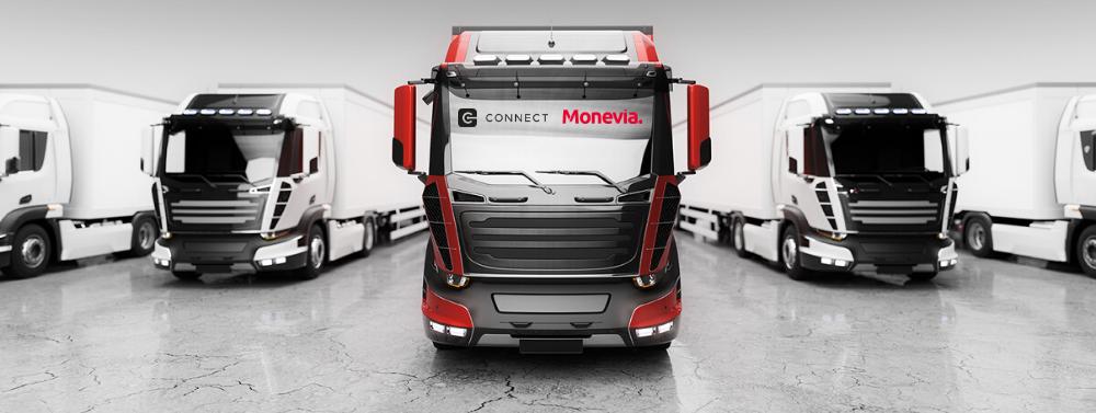 Zlecenia transportowe z szybkim dostępem do finansowania.  Platforma Monevia łączy siły z Platformą Connect Trans!